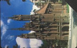 Paco \ LITUANIA \ LT-LTV-M005 \ Vilnius. St. Anna's Church \ Usata - Lituania