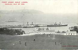 Isle Of Man Le Golf - Inglaterra