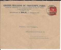 Privatganzsache PBU 042 Grands Magasins Du Printemps - Entiers Postaux
