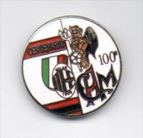 Mi2 16° Scudetto Milan Calcio 1999 Pins Soccer Club Pin's FootBall Italy - Calcio