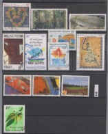 #46 WALLIS ET FUTUNA - Lot Diverses Années Timbres Oblitérés - Used Stamps - Wallis-Et-Futuna