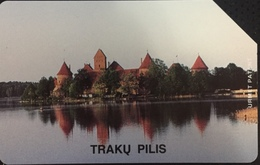 Paco \ LITUANIA \ LT-LTV-M003 \ Traku Pilis \ Usata - Lituania