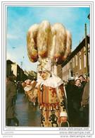 BINCHE ..-- Carnaval . Gilles . - Binche
