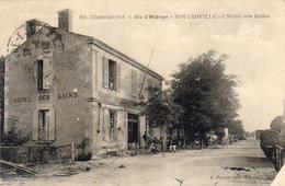 D17  ILE D'OLÉRON  BOYARDVILLE   L'Hôtel Des Bains  ...adressé à Famille Prince Russe GALITZINEen Exil - Ile D'Oléron