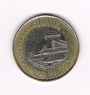 1  HONGARIJE  200 FORINT  2009 - Hongrie
