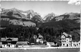 GRANDVILLARD → Haute-Gruyère, La Gare Anno 1931 - FR Freiburg