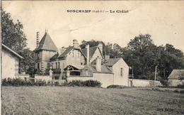 D78  SONCHAMP  Le Châlet  .......carte De 2ème Choix  Adressé à Famille Prince Russe GALITZINEen Exil - Rambouillet
