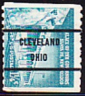 USA Precancel - CLEVELAND  OHIO - Etats-Unis