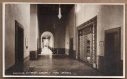 Cambridge University Library Not Posted - Cambridge