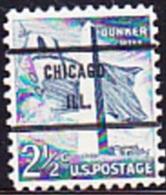 USA Precancel - CHICAGO  ILL.. - Etats-Unis