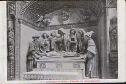 France - C.postale Neuf - Rodez -  Cathedrale - Chapelle Du Saint Sepulcre - Rodez