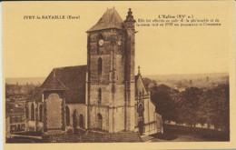 Ivry-la-Bataille (Eure). L'Eglise (XVe Siècle). - Ivry-la-Bataille