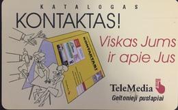 Paco \ LITUANIA \ LT-LTV-C027 \ Catalogue Kontaktas \ Usata - Lituania