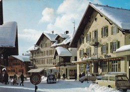 GSTAAD HOTEL OLDEN (dil309) - Suisse