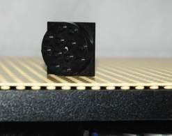Lego Plate Forme Tournante Noire 4x4 Ref 3403c01 - Lego Technic