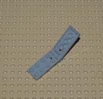 Lego Charniere Complète 2x4 Gris Ref 3149c01 - Lego Technic