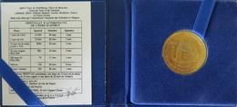 74011 - COFFRET 20 EURO DES VILLES PIEFORTS - 74 ANNECY - 1998 - RARE - Euros Des Villes