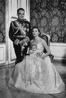 MONACO - S.A.S. Le Prince Rainier III, La Princesse Grace Et La Princesse Caroline - Grace Kelly - Palacio Del Príncipe