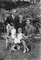 MONACO - Le Prince Rainier III, La Princesse Grace, Le Prince Albert, La Princesse Caroline Et La Princesse Stéphanie - Palacio Del Príncipe