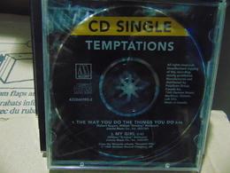 Temptations-The Way You Do The Things You Do/My Girl  (2 Tracks Cdsingle) - Hard Rock & Metal