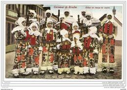 BINCHE ..-- Carnaval .  Gilles En Tenue Du Matin . - Binche