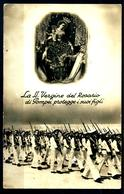 """Marina Militare """" La SS. Vergine Del Rosario Di Pompei Protegge I Suoi Figli"""" - War 1939-45"""