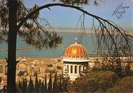 "0499 ""HAIFA - ISRAEL"" CART. ORIG. SPED. 1974 - Israele"