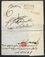 DA OSIMO A BELVEDERE - 7.3.1827. - Italia