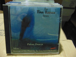 Gary Tesca Orchestra- The Tina »Turner Story/volume 1: Private Dances - Soul - R&B