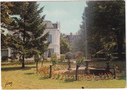 Montgeron - 'La Sapiniere' , Maison De Convalescence - Bassin Et Jet D'eau - (91 Essonne) - Montgeron