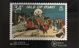 Paco \ ISOLA DI MAN \ 6IOMD \ The Last Toast Rack Home \ Usata - Man (Eiland)