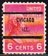 USA Precancel - CHICAGO ILL. - Etats-Unis
