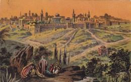 Postkaart, Oriental, Woestijn, Kameel... (pk60166) - Genealogy