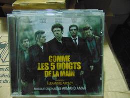 Trames Sonores-  Comme Les 5 Doigts De La Main - Soundtracks, Film Music