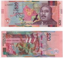Bahamas - 20 Dollars 2018 UNC Lemberg-Zp - Bahamas