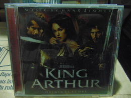 Trames Sonores-  King Arthur - Soundtracks, Film Music