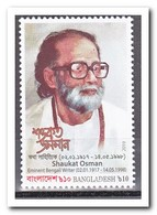 Bangladesh 2019, Postfris MNH, Shaukat Osman, Writer - Bangladesh