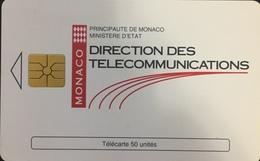 Paco \ MONACO \ Col:MCO-43, Pho:MF31 \ Telecommunications \ Usata - Monaco