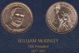 """DOLAR PRESIDENTES """"WILLIAM MCKINLEY"""" - Colecciones"""