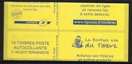 Beaujard Yv 4197 C15 Daté 24.11.10 Pho E22 - Carnets