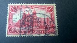 German Empire 1900 No Watermark - Oblitérés