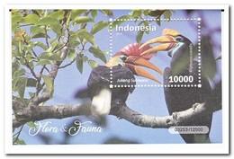 Indonesië 2018, Postfris MNH, Flora En Fauna, Birds - Indonésie