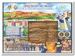 Mongolië 2019, Postfris MNH, Erdenet Mine - Mongolië