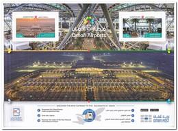 Oman 2018, Postfris MNH, Muscat International Airport - Oman