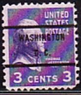 USA Precancel - WASHINGTON . DC - Etats-Unis