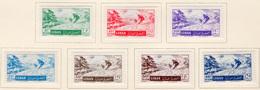 1955 - LIBANO - LEBANON - Mi. Nr. 529/535 - LH - (S03052019.....) - Libano