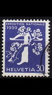 SCHWEIZ SWITZERLAND [1939] MiNr 0351 ( O/used ) - Suiza