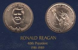 """DOLAR PRESIDENTE """"RONALD REAGAN"""" - Estados Unidos"""