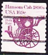 USA Precancel - S/ HANSON CAB 1890S - Etats-Unis