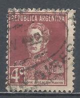 Argentina 1923. Scott #327 (U) General, Jose De San Martin * - Gebraucht